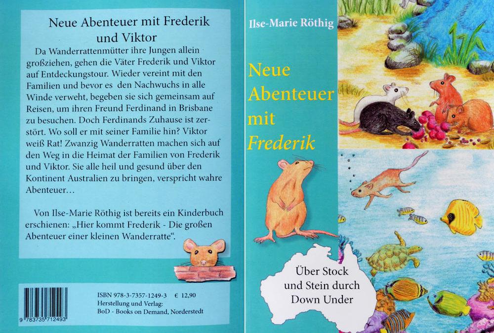 Coverbild Frederik